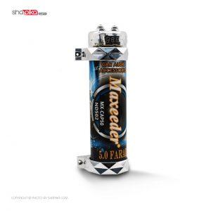 خازن خودرو 5فاراد مکسیدر مدل MX-CAP50ND502