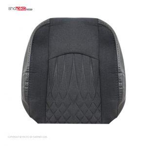 روکش صندلی پژو 206 برند جلوه مدل پارچه بوگاتی