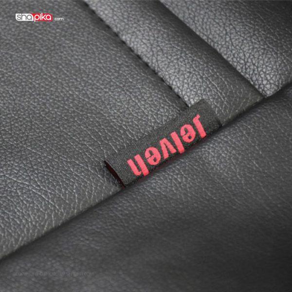 روکش صندلی پژو 206 برند جلوه مدل چرم سه بعدی