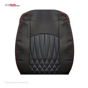 روکش صندلی پراید 132 برند جلوه مدل چرم بوگاتی