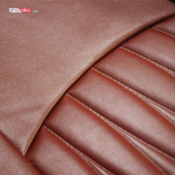روکش صندلی پراید 111 برند جلوه مدل چرم بوگاتی