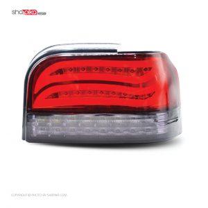 چراغ عقب مدل S100-125 مناسب برای پراید 131