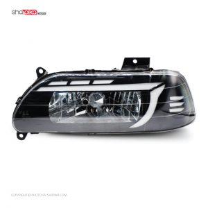 چراغ جلو مدل S100-107 مناسب برای پراید 131