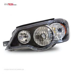 چراغ جلو مدل S100-104 مناسب برای پراید 132