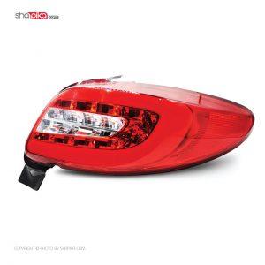 چراغ عقب مدل S100-128 مناسب برای پژو 206