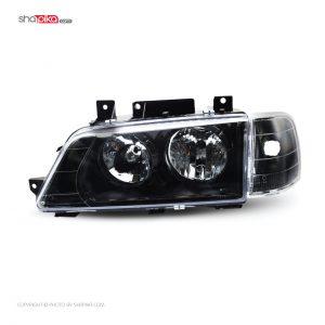 چراغ جلو مدل S100-130 مناسب برای پژو 405