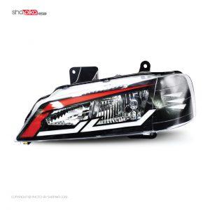 چراغ جلو مدل S100-113 مناسب برای پژو پارس