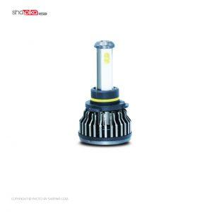 لامپ هدلایت خودرو GPNE مدل 9006 چهار طرفه رنگ سفید بسته 2 عددی