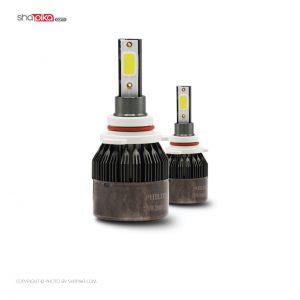 لامپ هدلایت خودرو PHILIPS مدل 9005 رنگ سفید بسته 2 عددی