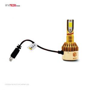 لامپ هدلایت خودرو D5 مدل H7 رنگ سفید بسته 2 عددی