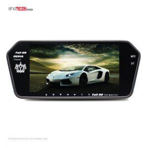 آینه مانیتور دار و دوربین دنده عقب خودرو مدل TBS01913
