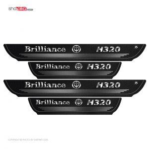 برچسب پارکابی خودرو برند امیران مناسب برای برلیانس320