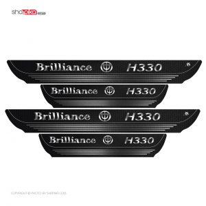برچسب پارکابی خودرو برند امیران مناسب برای برلیانس330