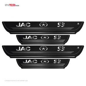 برچسب پارکابی خودرو برند امیران مناسب برای Jac S3