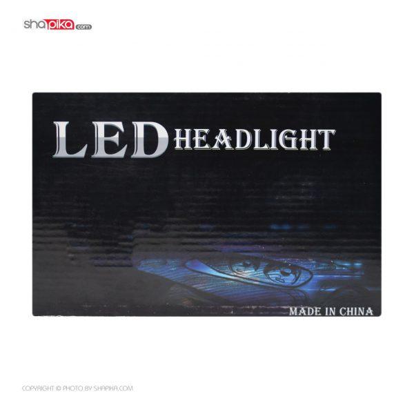 لامپ هدلایت خودرو NE240 مدل 9006 رنگ سفید بسته 2 عددی