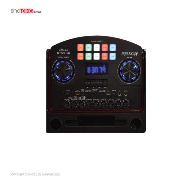 اسپیکر شارژی دی جی مکسیدر مدل 1202